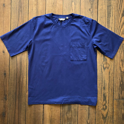 Big indigo t-shirt