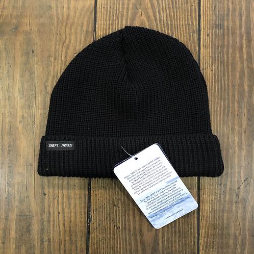 Saint James bonnet black