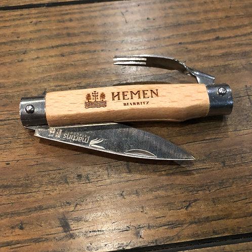 Sardine pocket knife