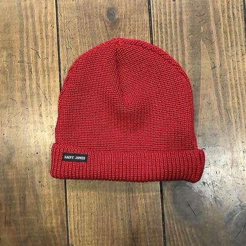 Saint James bonnet red