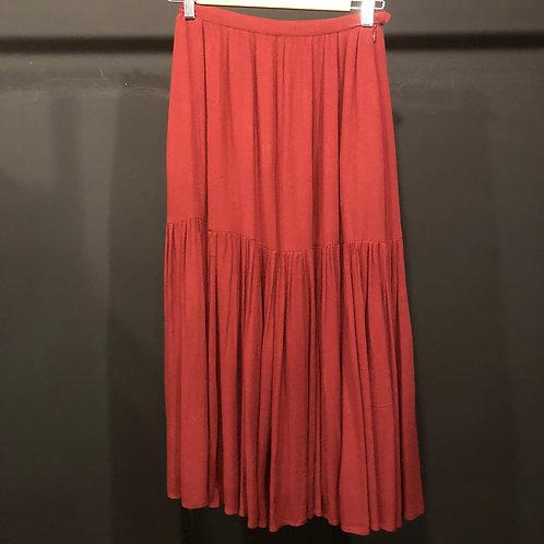 Jolie Jolie cherry skirt
