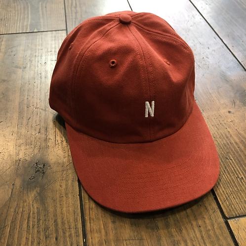Twill Sports Industrial Orange Cap