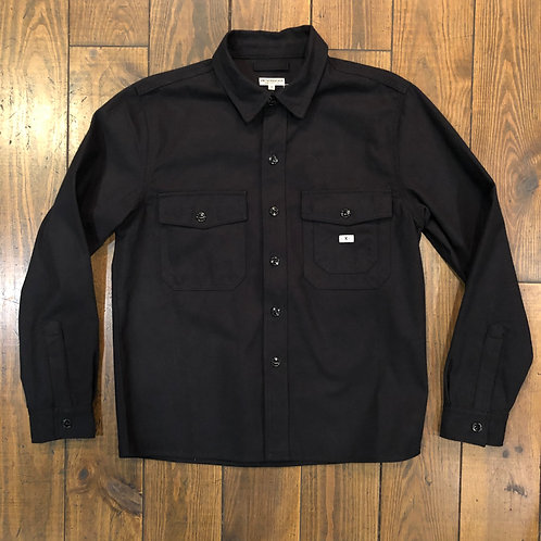 CPO black overshirt