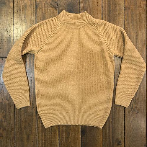 Prata camel  wool jumper