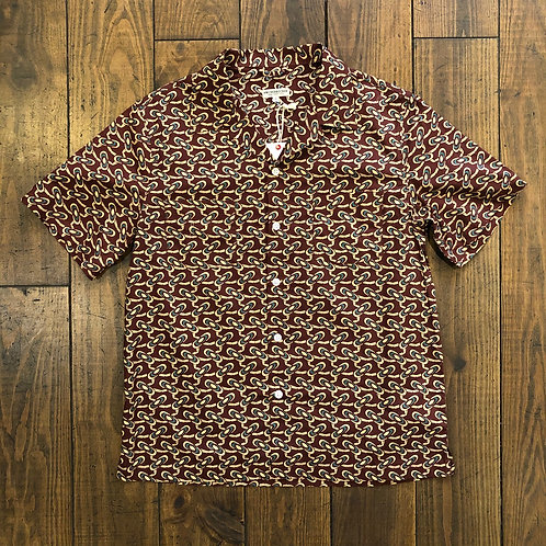 Comma Camp Shirt Rust