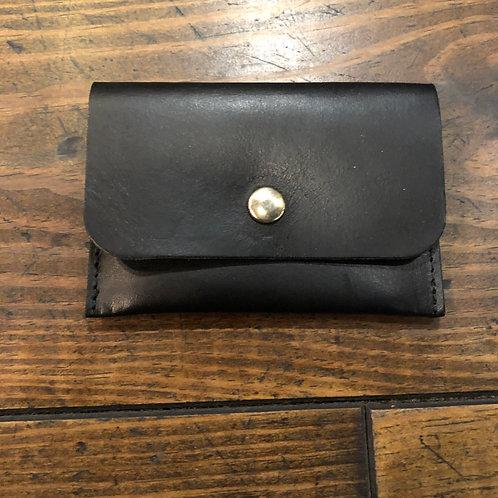 Garrido black pocket wallet
