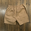 Thumbnail: Organic Cotton Shorts Sahara Camel