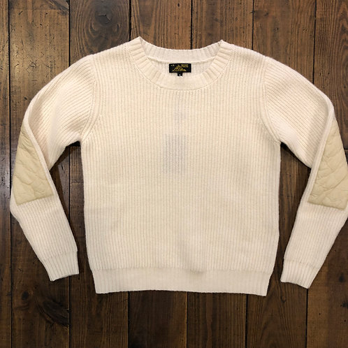 Sylvie Wool offwhite sweater