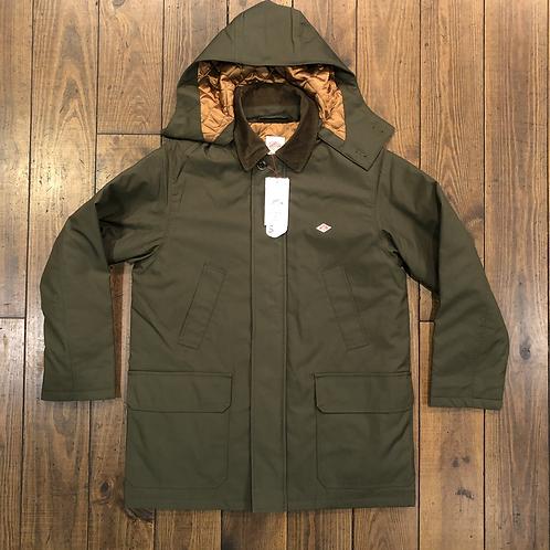 Danton Olive Outer Jacket