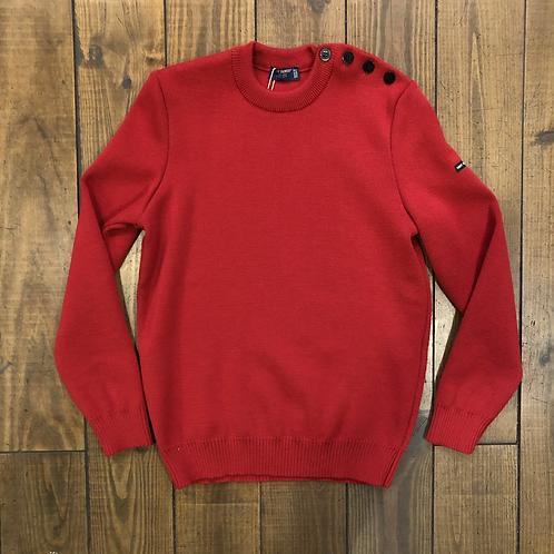 Cancale wool sweater Médoc