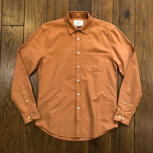 Belavista brick oxford shirt