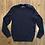 Thumbnail: Cancale wool sweater Marine