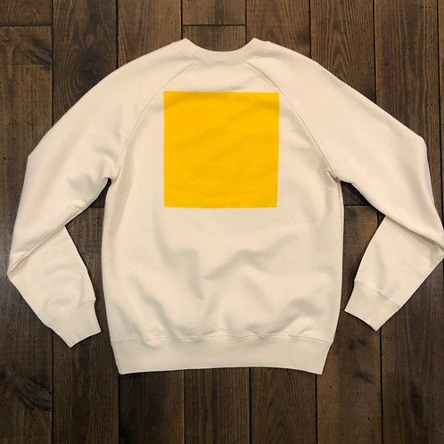 Cunha yellow square Sweatshirt