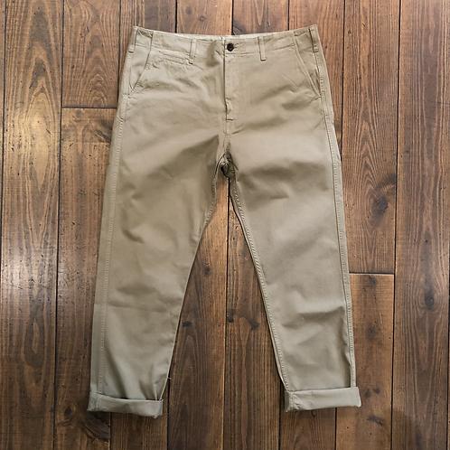 Labura light olive Trousers