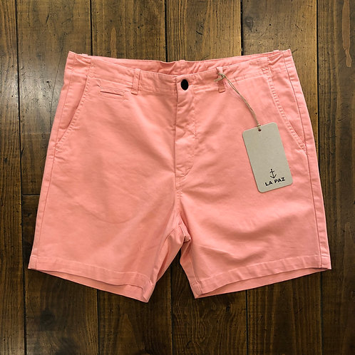 Maciel Coral Shorts