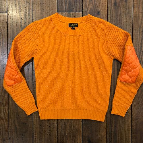 Sylvie Wool orange  sweater