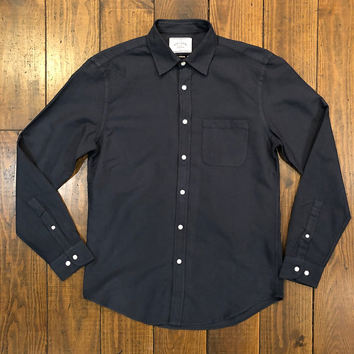 Belavista navy oxford shirt