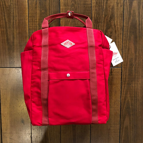 Danton Red Backpack