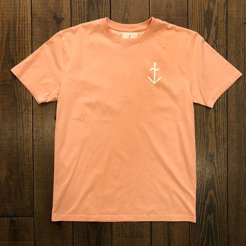 La Paz Coral logo T-Shirt