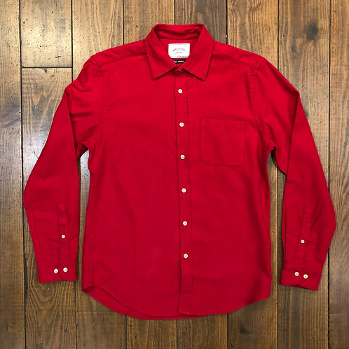 Teca Red Flannel Shirt