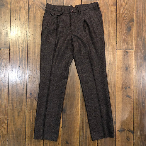 Palmas wool trousers