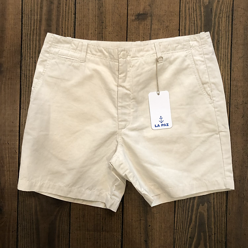 Maciel Ecru Shorts
