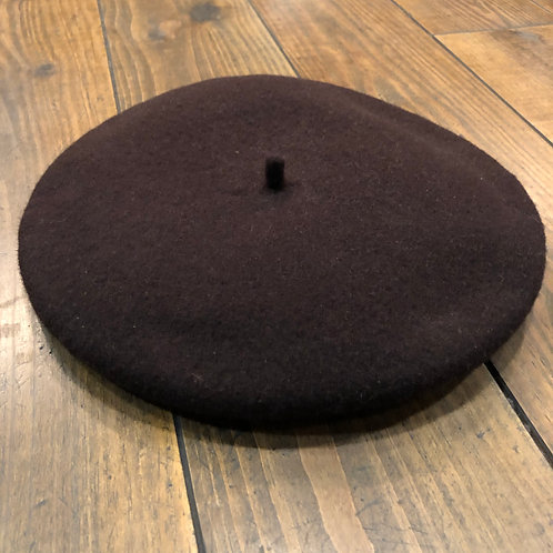 Fina  beret with lining