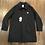 Thumbnail: Danton Charcoal wool Coat