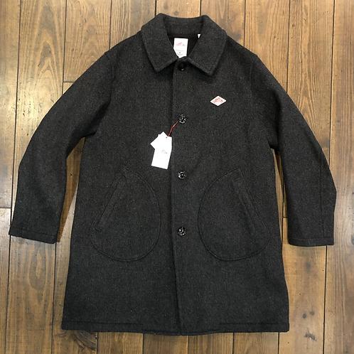 Danton Charcoal wool Coat