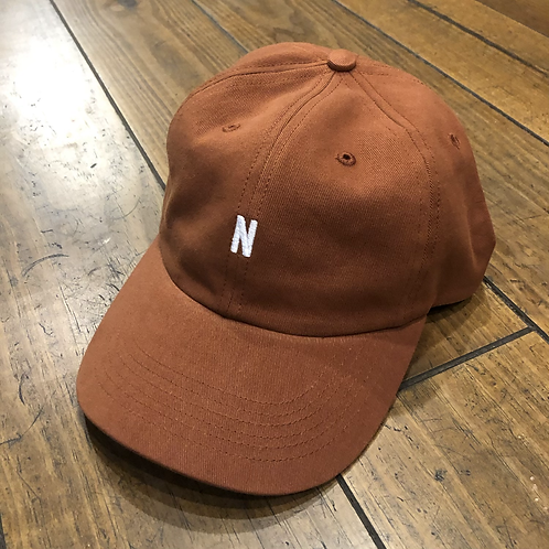 Brown Sports Cap