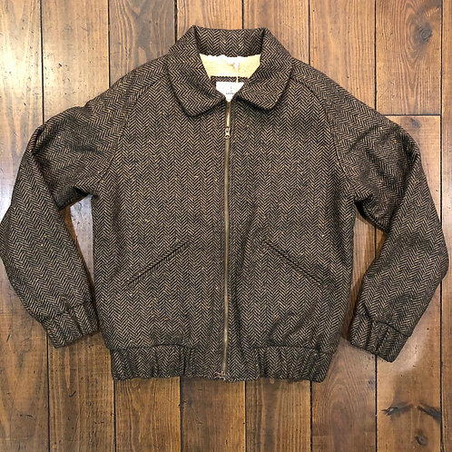 Moreda wool bomber jacket