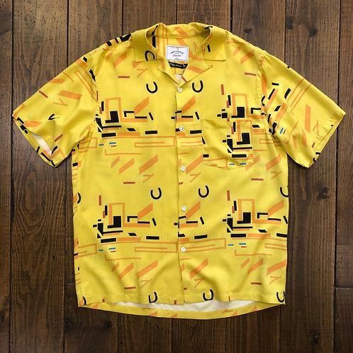 Geometry Two printed shirt