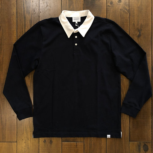 Ruben navy polo
