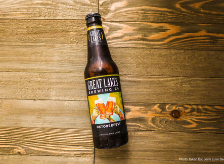 October's Beer of the Month