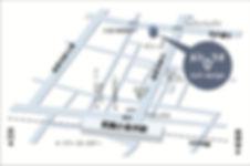 東京都小金井市本町5-38-26の美容室bis38の地図