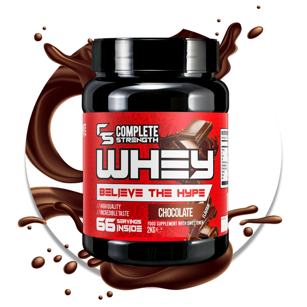 WHEY - Concentrate - Multiple Flavours