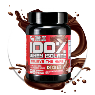 WHEY - Isolate - Multiple Flavours