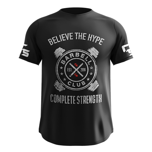Complete Strength Barbell Club T-Shirt