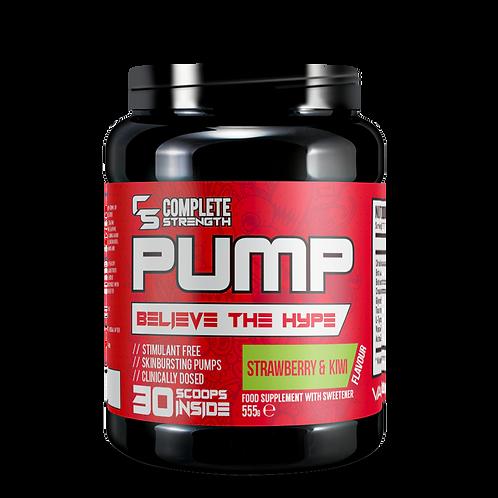 Complete Strength - PUMP - Strawberry & Kiwi