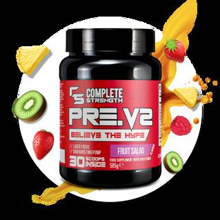 Fruit Salad - PreV2-Workout Powder