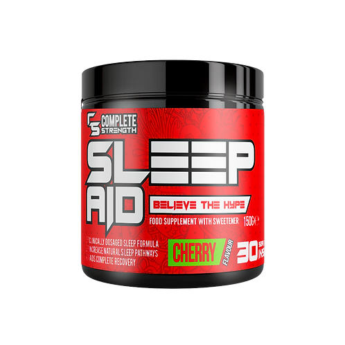Complete Strength - Sleep Aid - Cherry