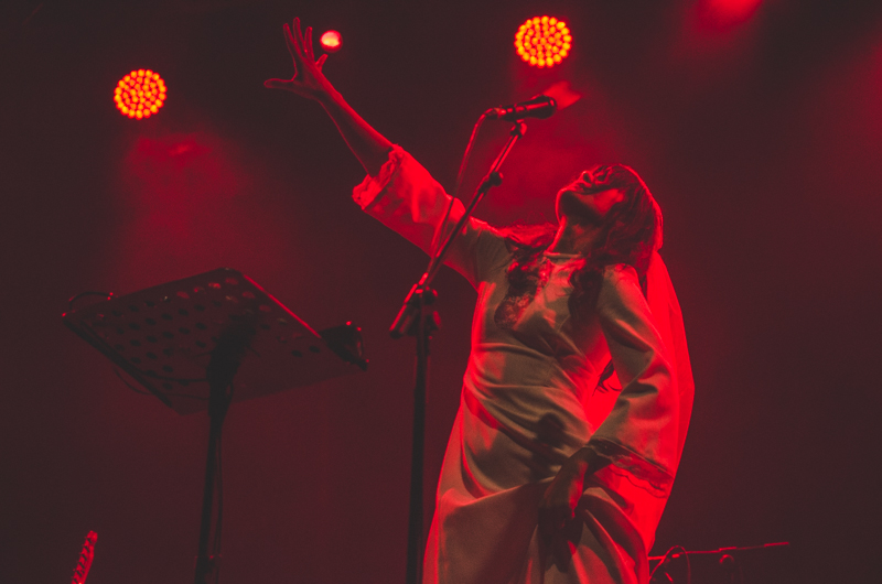 Bat for Lashes - Electric Picnic - Anna Kerslake Photography
