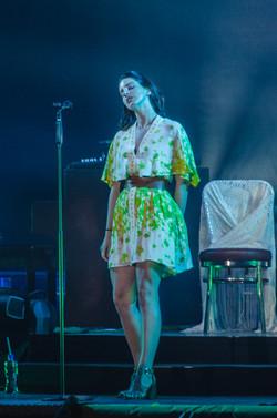 Lana Del Rey - Electric Picnic - Anna Kerslake Photography