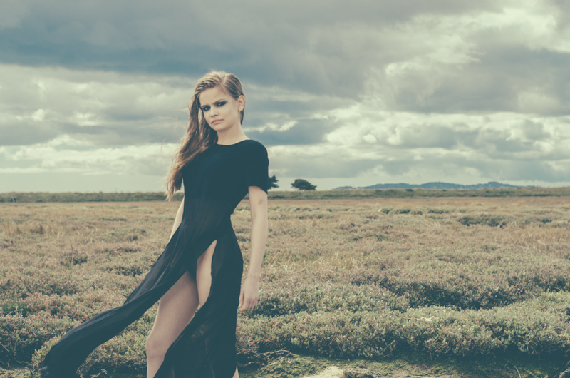Editorial Photography with Ros Model Management - Anna Kerslake Photography_