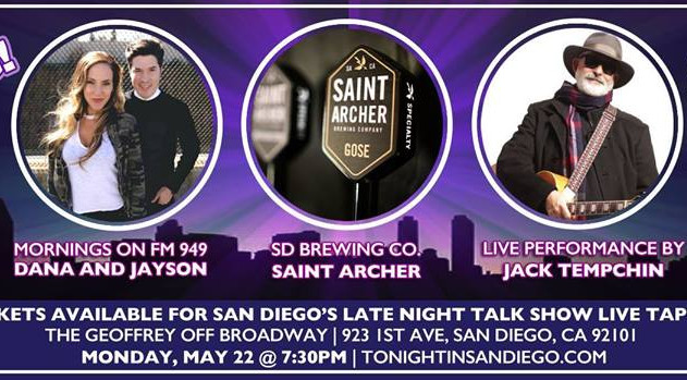 San Diego's Only Late Night Talk Show