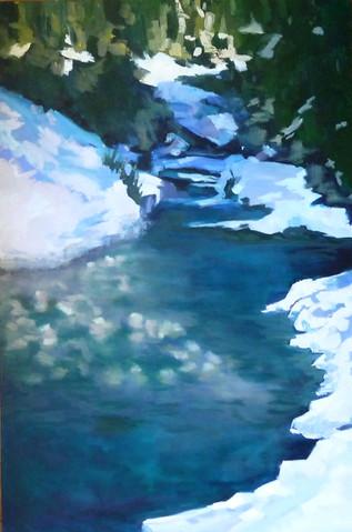 White Walk, Lake Louise