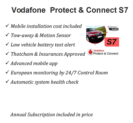 Vodafone Protect & Connect S7