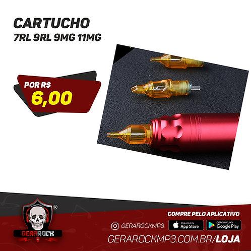 Cartuchos 3rl - 7rl 10rl de 11mg
