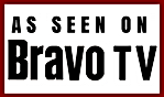 As Seen On Bravo TV Icon