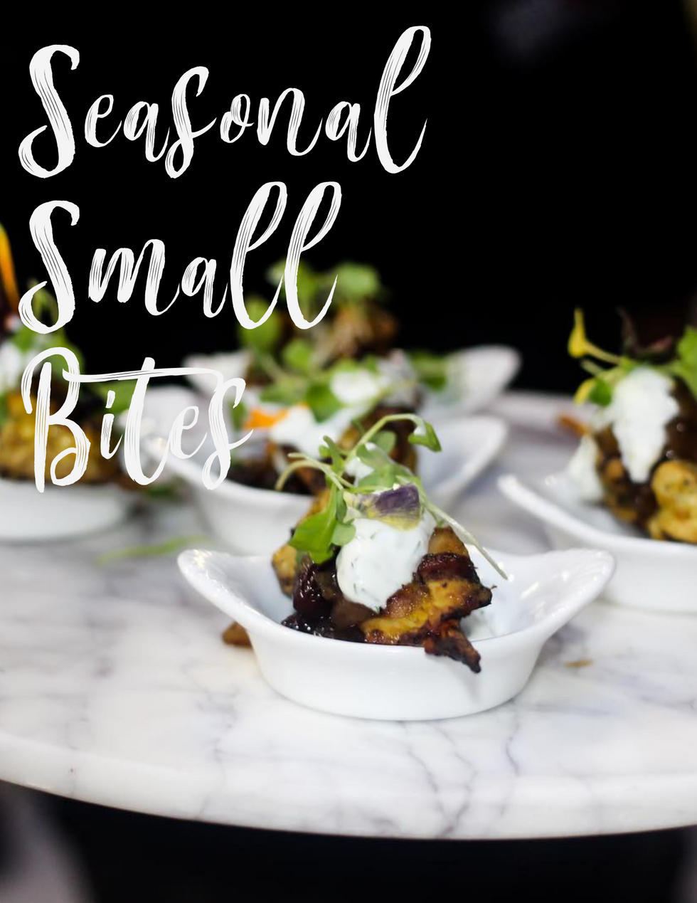 Seasonal Small Bites Cover